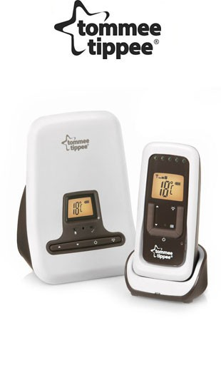 Baby Monitor Tommee Tippee Dect con sensore Suoni