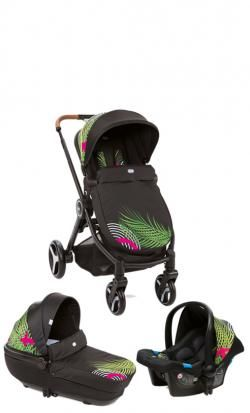 Trio Chicco Best Friend Limited Edition Optical Jungle online - Prezzo: 449.00 €