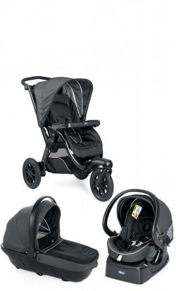 trio chicco activ3 top with kit car online - Prezzo: 670.00 €
