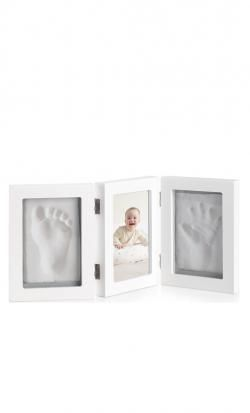 Regali per neomamme kit impronta jané wood photo frames online - Prezzo: 19.95 €