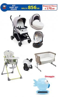 Kit Baby Set MIAMI  online - Prezzo: 856.00 €
