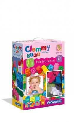 mattoncini clemmy build & create box online - Prezzo: 18.50 €