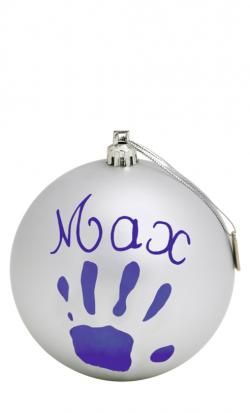 christmas ball baby art  online - Prezzo: 10.00 €