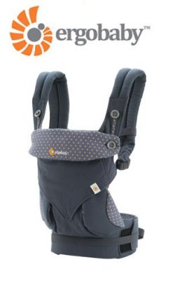 Marsupio ErgoBaby Four Position 360 Baby Carrier