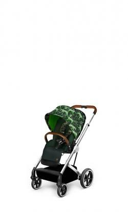 Passeggino 4 ruote Passeggino Cybex Gold Balios S limited edition respect green online - Prezzo: 459.00 €