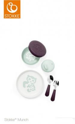 set pappa stokke munch everyday online - Prezzo: 50.00 €