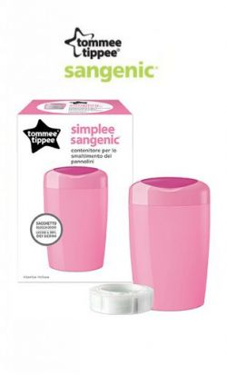 contenitore tommee tippee sangenic simple online - Prezzo: 13.50 €