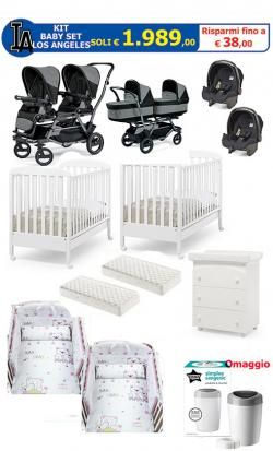 KIT Baby Set Los Angeles  online - Prezzo: 1989.00 €