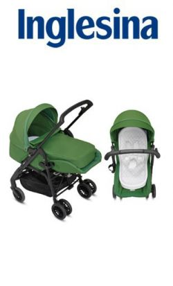 Carrozzina neonato  Sweet Puppy Inglesina Kit Navicella Zippy Light online - Prezzo: 39.00 €
