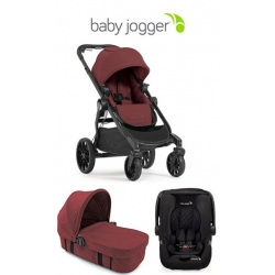 Trio Baby Jogger City Select Lux