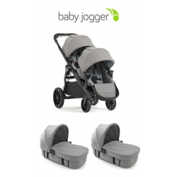 Duo Gemellare Baby Jogger City Select Lux