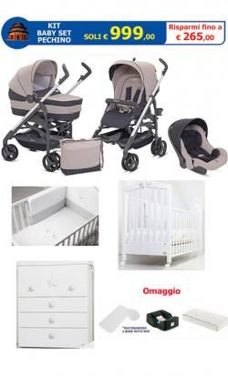 KIT Baby Set Pechino online - Prezzo: 999.00 €