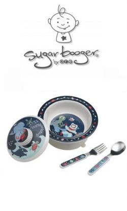 Set Pappa Baby Bowl Sugarbooger online - Prezzo: 23.90 €